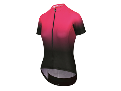 Assos UMA GT Summer SS Jersey c2 Shifter - Cykeltrøje - Dame - Foxyriser Pink - Str. S