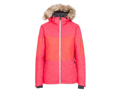 Trespass Tiffany - Ski jakke Dame - Rød