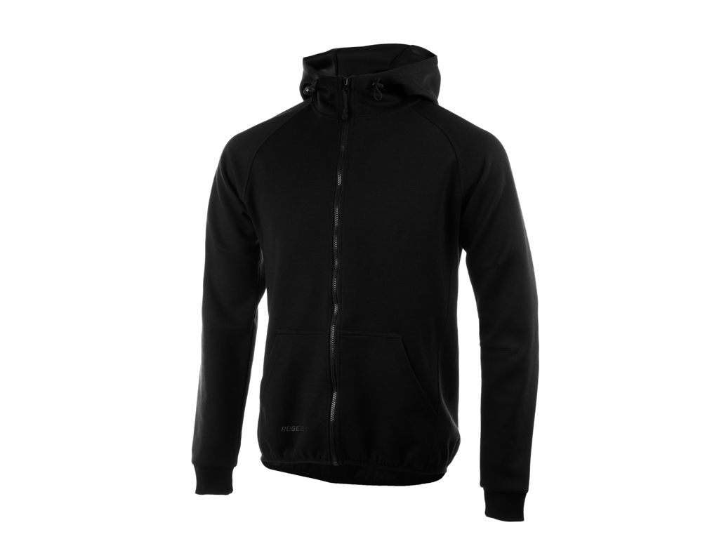 Image of   Rogelli Training - Sports hoodie - Sort - Str. S
