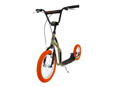 Streetsurfing K-Bike løbehjul - KB2 - Desert Wolf