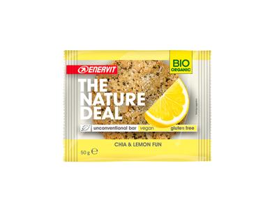 Enervit - The Nature Deal - Cookiebar - Chai & Lemon - 50g