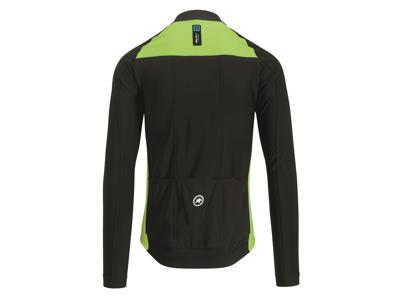 Assos Mille GT Winter Jacket - Cykeljakke - Sort/Grøn