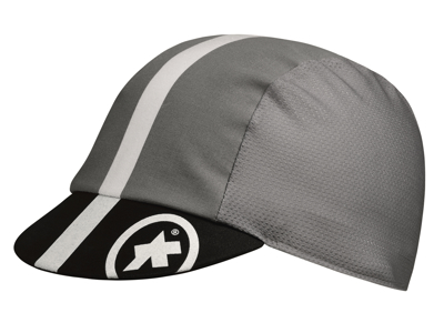 Assos Summer Cap - Cykelkasket - Gerva Grey - Str. OS