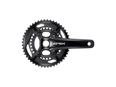 Shimano GRX - Kranksæt - Dobbelt 48/31 tands - 2 x 11 gear - 175mm pedalarme - FC-RX810