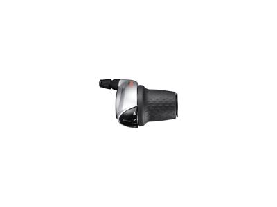 Shimano Nexus - Revo Greb 7 Gear - Sølv - inklusiv gearwire med yderkabel - For CJ-NX40