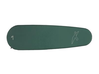 Easy Camp Lite Mat Single 2,5 cm - Selvoppustelig liggeunderlag - Grøn