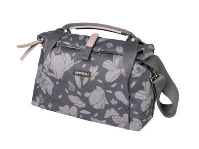 Basil Magnolia City Bag - Styrtaske - 7 liter - Blackberry
