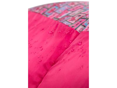 Trespass Bunka - Junior-sovepose - Letvægt - 175 x 65 x 45 cm - Magenta