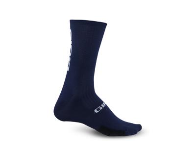 Giro Hrc Team - Cykelstrømper - 15 cm. skaft - Blå