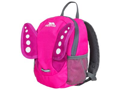 Trespass Tiddler - Rygsæk til børn - 3 liter - Pink