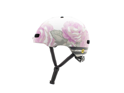 Nutcase - Street MIPS - Sykkelhjelm med skaterlook - Delecate Flower