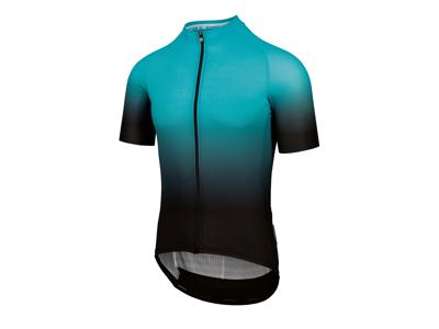 Assos MILLE GT Summer SS Jersey c2 Shifter - Cykeltröja - Blå
