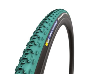 Michelin Power Cyclocross Jet - Tverrfoldbare dekk - 700x33c (33-622) - Grønn