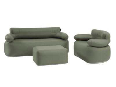 Outwell Laze Oppblåsbart sett - Oppblåsbare møbler - Grønn