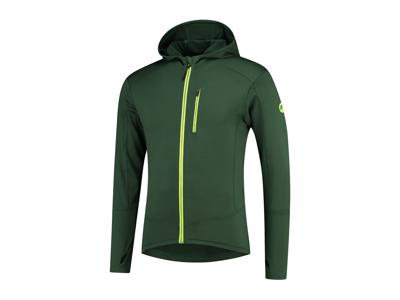 Rogelli Matrix - Hette med sportsjersey - Grønn / gul