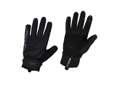 Rogelli Storm - Cycling Gloves Women - Winter - Black