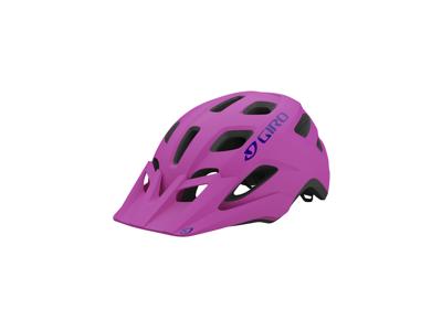Giro Tremor Child  - Cykelhjelm barn - Str. 47-54 cm - Mat pink