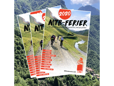 MTB Ferier - Få inspiration til MTB ferier med MTB-Adventure