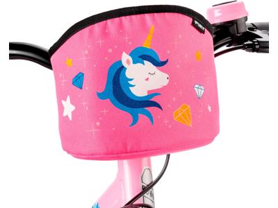 Puky - Dukkestolbærer - Håndveske til løpesykler - Rosa