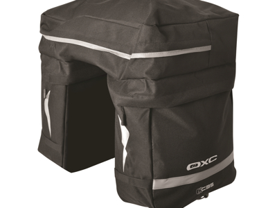 OXC C-35 - Cykelväskesats för bagagebärare - 35 liter - 3 delar