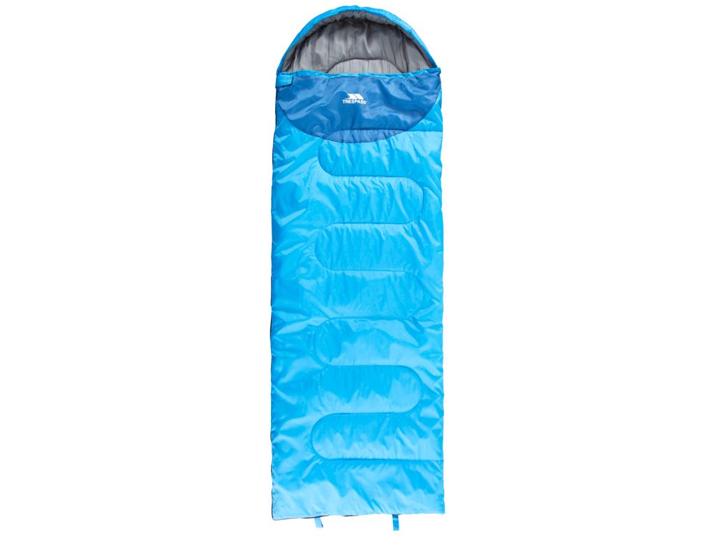Trespass Snooze - Sovepose - 2 season - 220 x 75 cm - Blå thumbnail