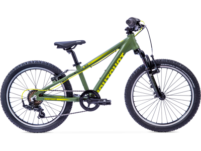 "Eightshot X-Coady 20 FS - MTB - 20"" - Green"