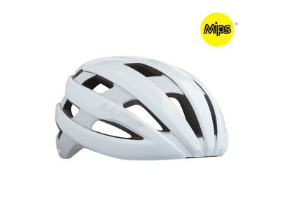 Lazer Sphere MIPS - Cykelhjelm Road - Mat hvid