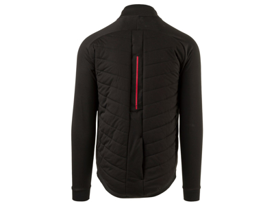 AGU Thermo Heated Jacket - Cykeljakke med LED Lys - Sort