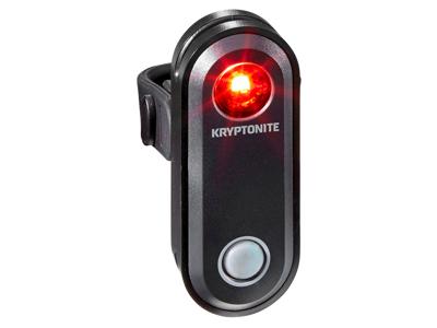 Kryptonite Street - Cykellygtesæt F300 og R30 - 300 og 30 lumen - USB opladelig