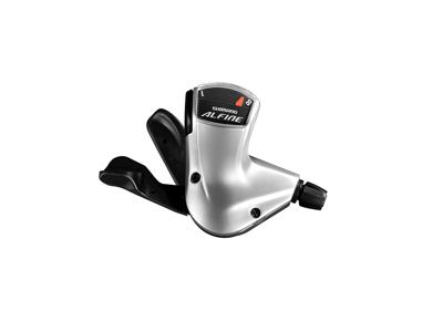 Shimano Alfine - Skiftegreb SL-S700 - Til 8 gear indvendige gear - Sølv