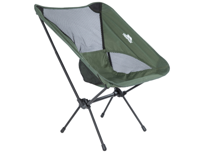 Trespass Perch - Foldbar campingstol - Letvægts model - Oliven