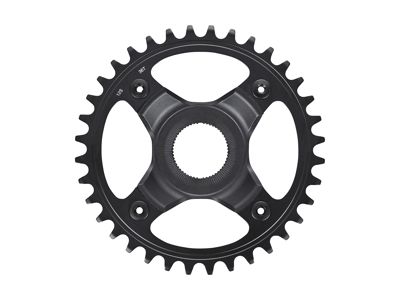 Shimano Steps - 36 tands klinge - Singlespeed - 9/10 gear - FC-E7000