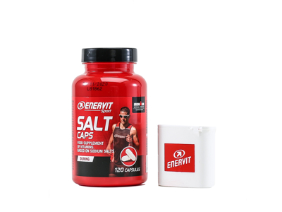 Enervit - Sport - Salt Caps - 120 Tabletter à  0,58g