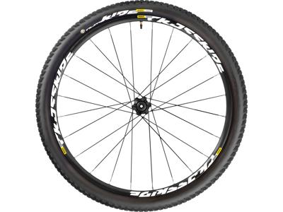 Mavic Crossride Tubeless Pulse - MTB Baghjul inkl. dæk - Sort - 29x2,1