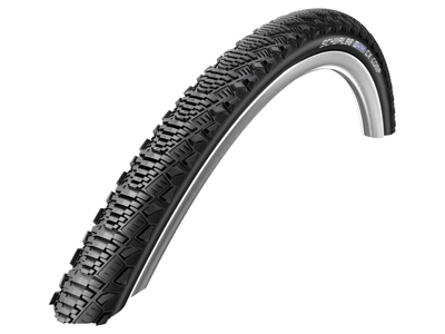 Schwalbe CX Comp - Kevlar-Guard Cross - Tråddæk - 700x35c 28x1,35