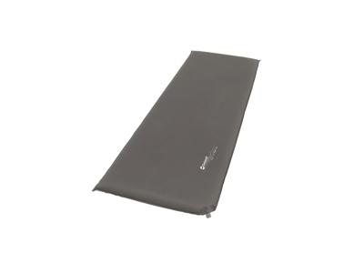 Outwell - Sleepin Single - Oppblåsbar luftmadrass - 7,5 cm - grå