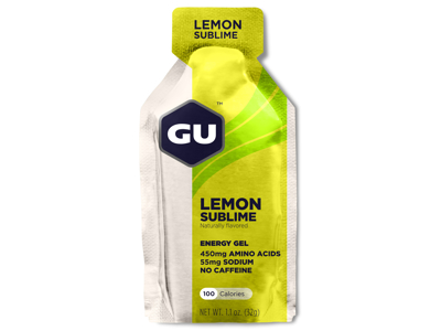 GU Energy Gel - Lemon Sublime - 32 gram