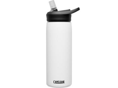 CamelBak Eddy+ - Drikkeflaske - Insulated Stainless Steel - 0,6 liter - White