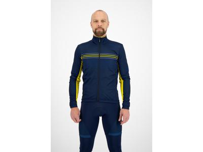Rogelli Kalon - Vinterjakke - 5 til 15 grader - Blå/Gul