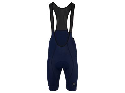 AGU Bibshort Essential - Cykelbuks med seler - Blå