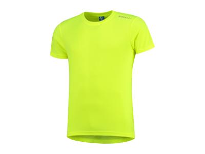 Rogelli Promo - Sports t-shirt - Gul