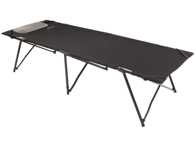 Outwell Posadas Foldaway Bed Single - Foldeseng - Sort