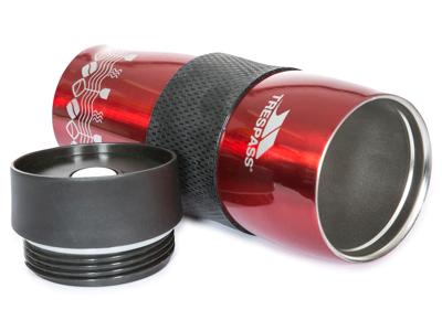 Trespass Magma400 - Termo kop - 400 ml. - Rød