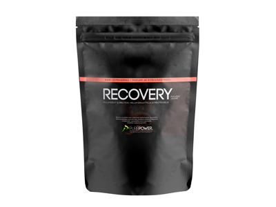 PurePower Recovery - Recovery drink - Bær / sitrus 1,0 kg