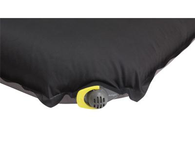 Outwell Sleepin Single 5.0 cm - Selvoppustelig madras - Sort
