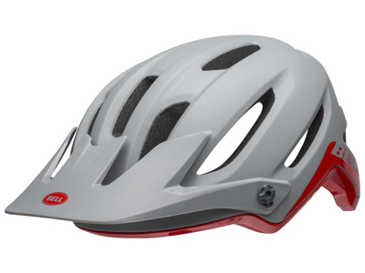 Bell 4Forty Mips - Cykelhjelm - Grå/Crimson
