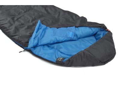High Peak Lite Pak 1200 - Sovepose - Antrazit/blå