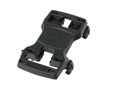 Basil MIK Carrier Plate - Universal adapterplade - Black