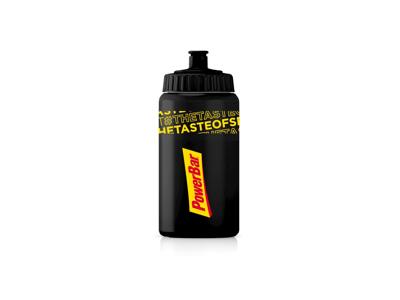 Powerbar - Drikkeflaske - 500 ml - Sort