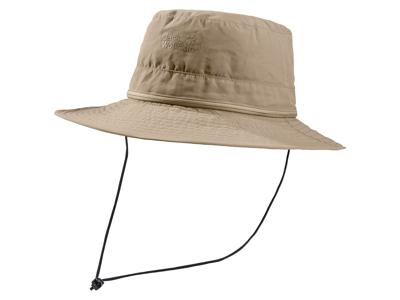 Jack Wolfskin Mosquito Hat - Str. L - Sand Dune